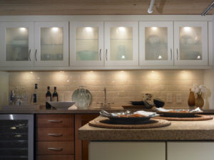 lighting kitchen control