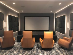 cinema home audio