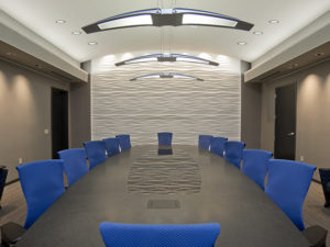 Lutron Finere Conference room
